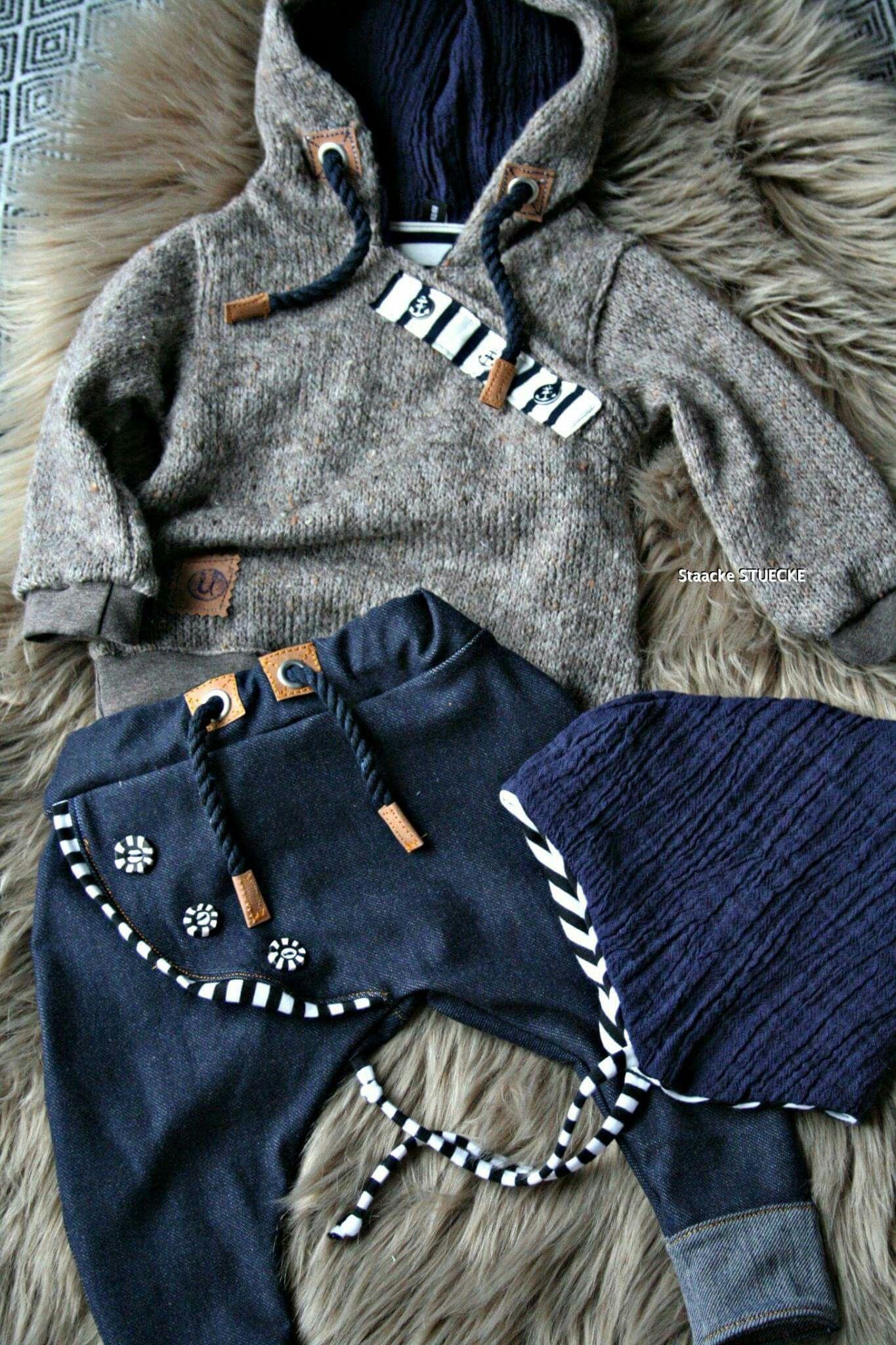 Joggingpak jongen | Baby boy fashion | Pinterest | Pulli, Nähen und ...
