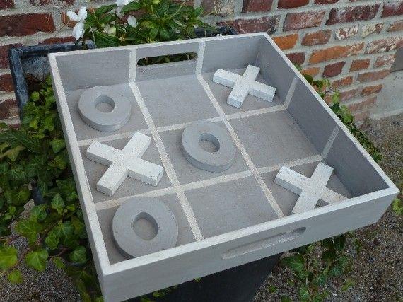 jeu du morpion patin jeux ext rieurs adultes pinterest. Black Bedroom Furniture Sets. Home Design Ideas