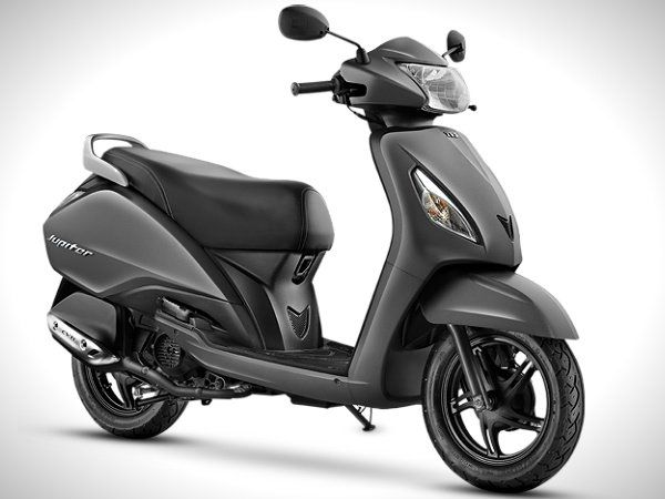 Tvs Jupiter Automatic Scooter Launched Price Of Rs 44 200