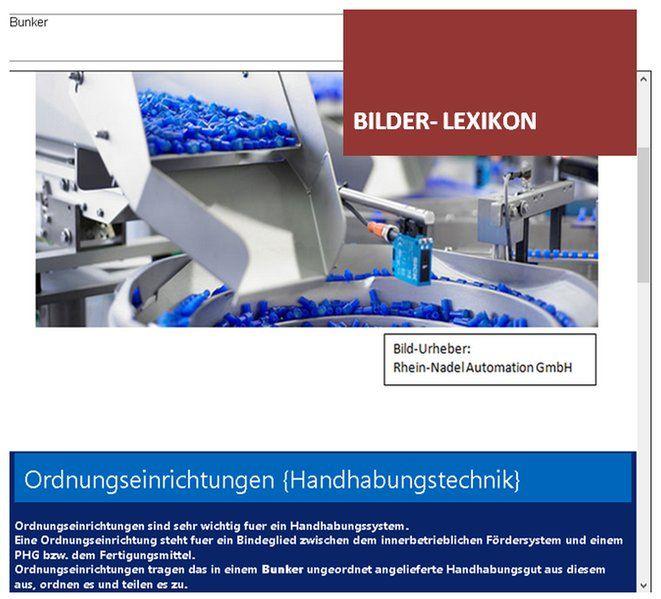 BILDER- Lexikon Mechatronik + Begriffserklaerungen fuer Technik ...