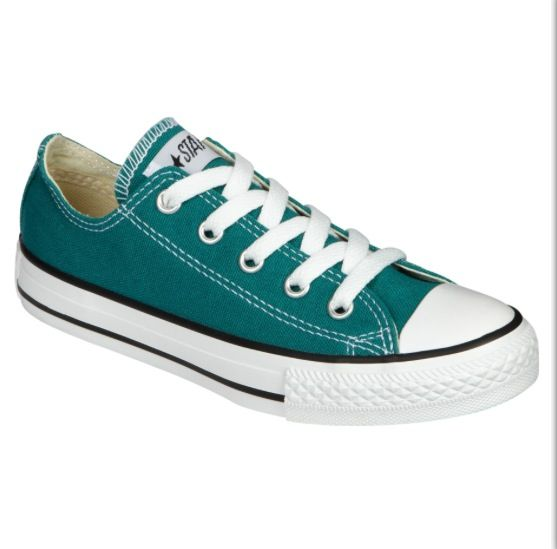 converse all star low top shoe turquoise women size 10 men size 8 acef9104d