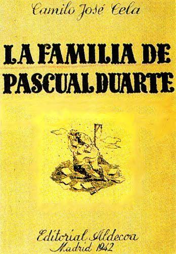 La Familia De Pascual Duarte Buscar Libros Libros Raros Libros