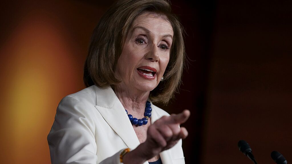 Pelosi Gleefully Reminds Trump He S Impeached Forever During Appearance On Bill Maher Show In 2020 House Speaker Trump Bill Maher
