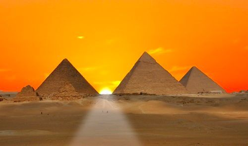 Ancient Egypt Pyramids   Tours, Vacations, Holidays, Nile Cruises ...