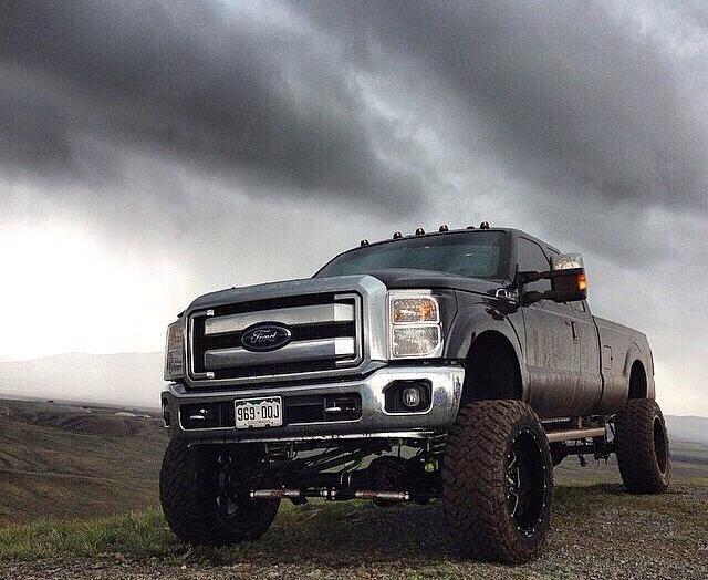 Big Ford Trucks >> Pin On Trucks