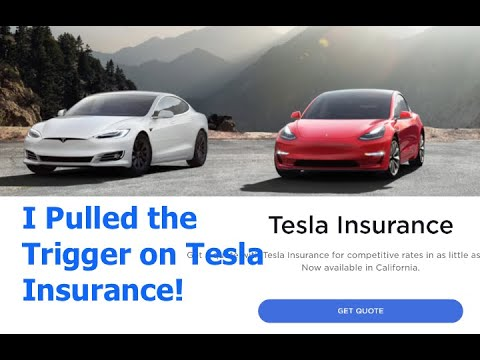 1 Tesla Insurance Youtube In 2020 Tesla Insurance