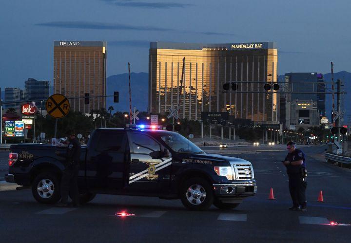 Salesman at Shop That Sold Gun to Vegas Shooting Suspect