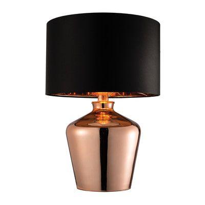 Copper and Black