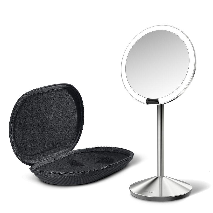 Simplehuman Sensor 5 Inch Makeup Mirror Silver Makeup Mirror