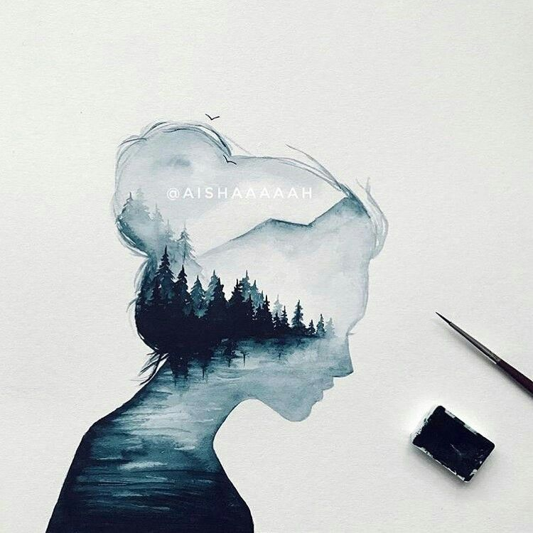 Picture Art Watercolor Art