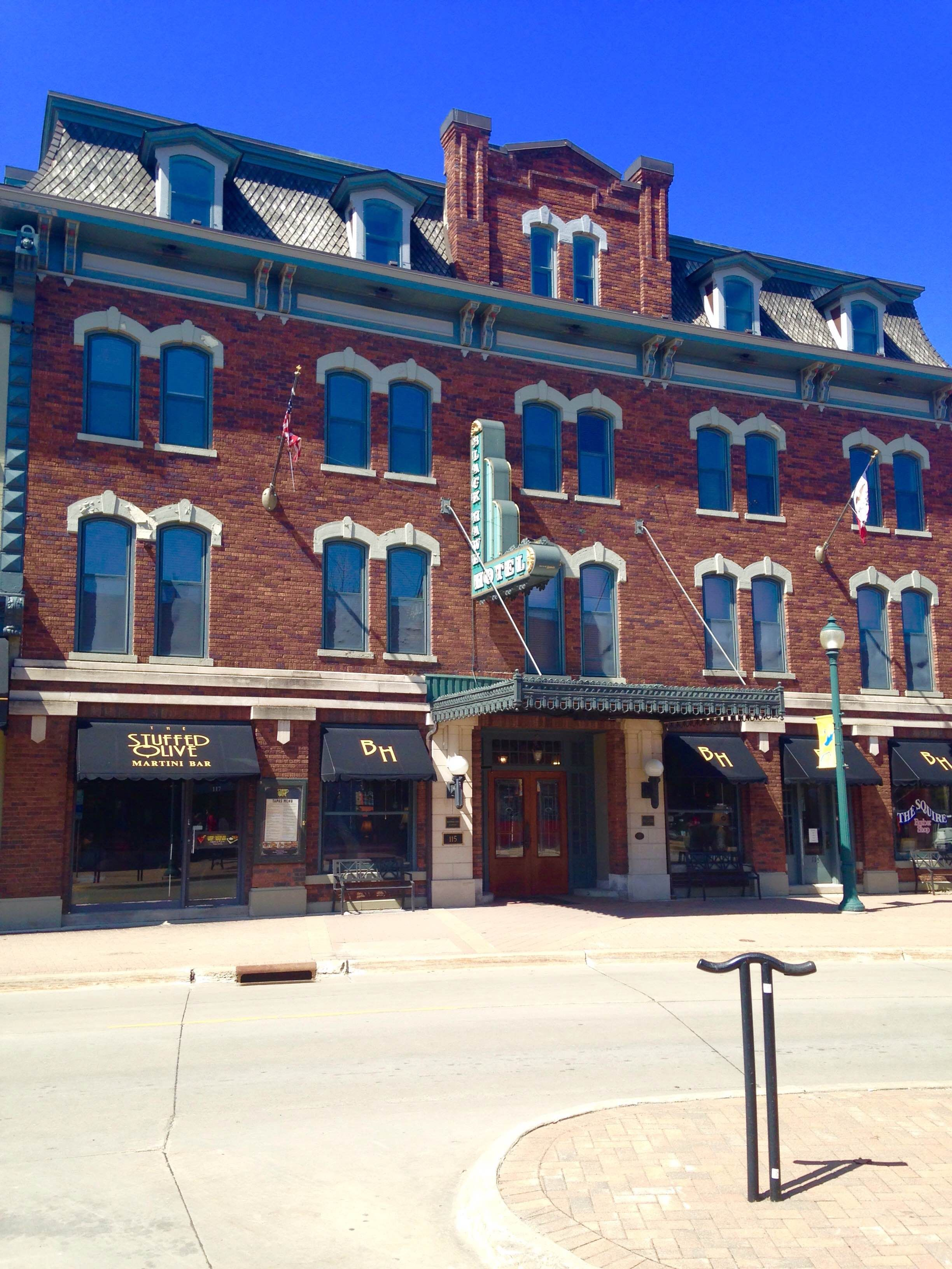 scouting ragbrai 2015 part 3 of 8 the personalities of downtown cedar falls from an old ice house to 4 alarm thai food