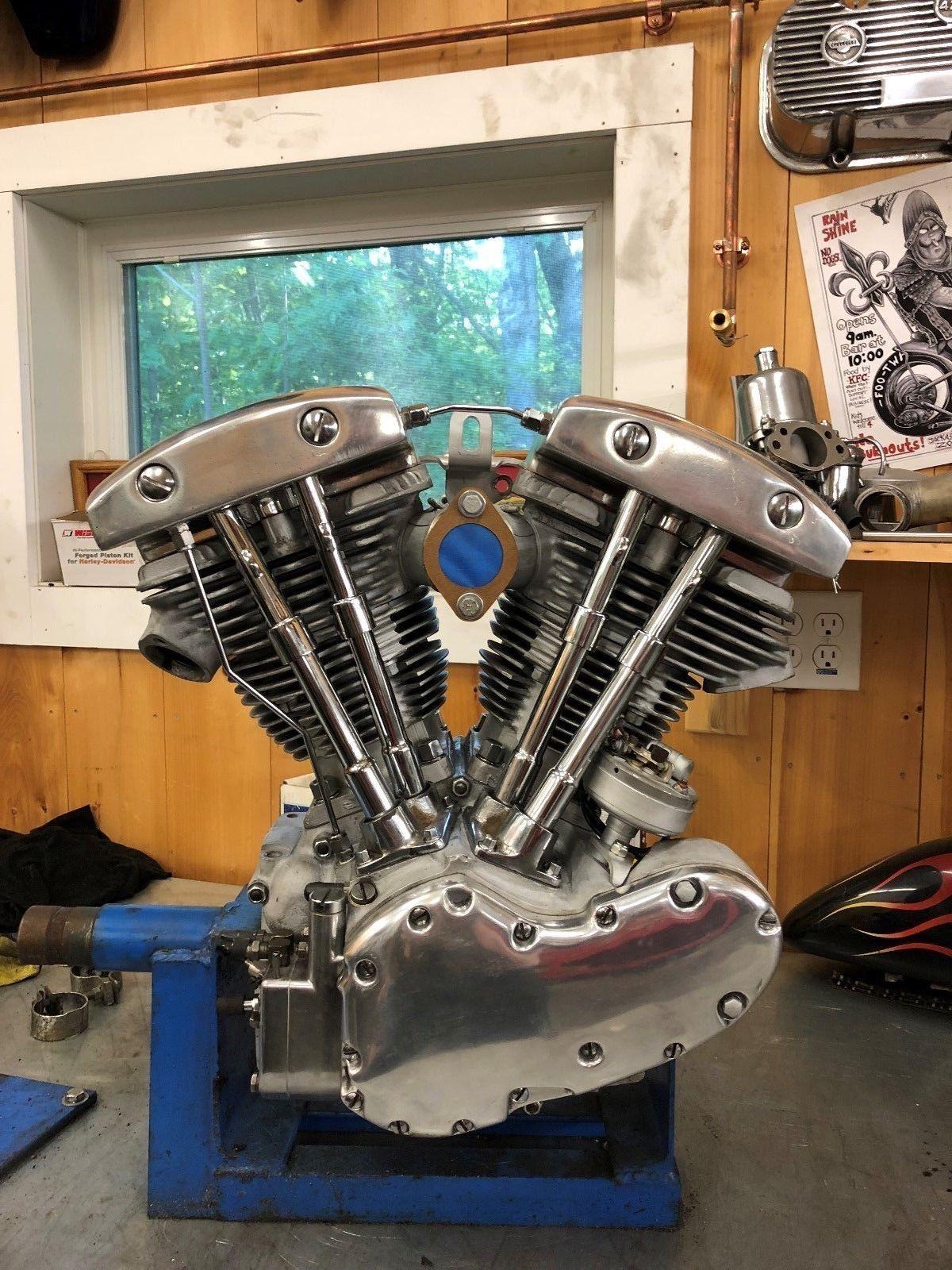 harley 1968 harley davidson other 1968 flh engine slab side shovel chopper heaven rebuilt please retweet [ 1200 x 1600 Pixel ]