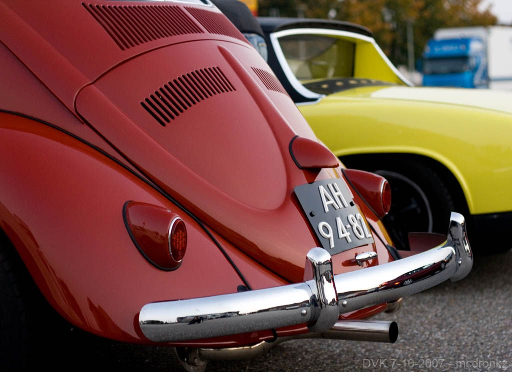 Rogers VW Beetle by mcdronkz