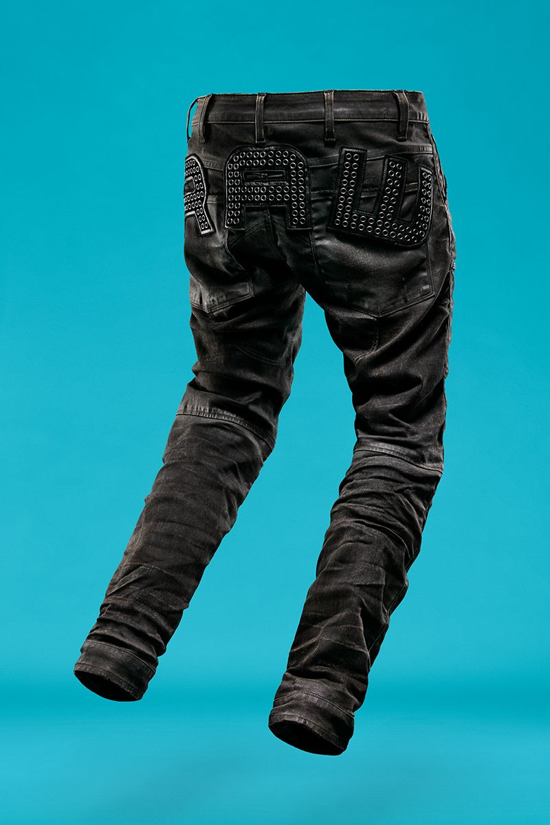Introducing the new limited edition G Star Elwood 5620 jeans