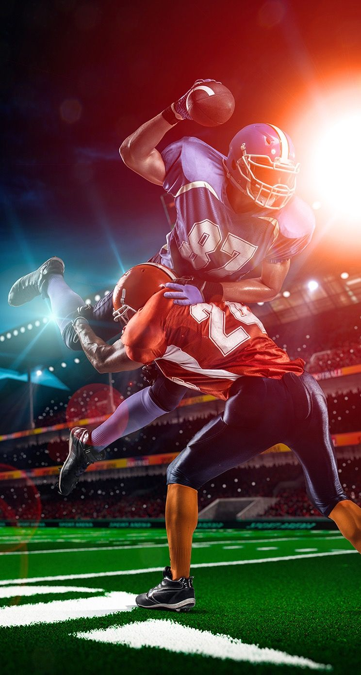 !!TAP AND GET THE FREE APP! Sport American Football