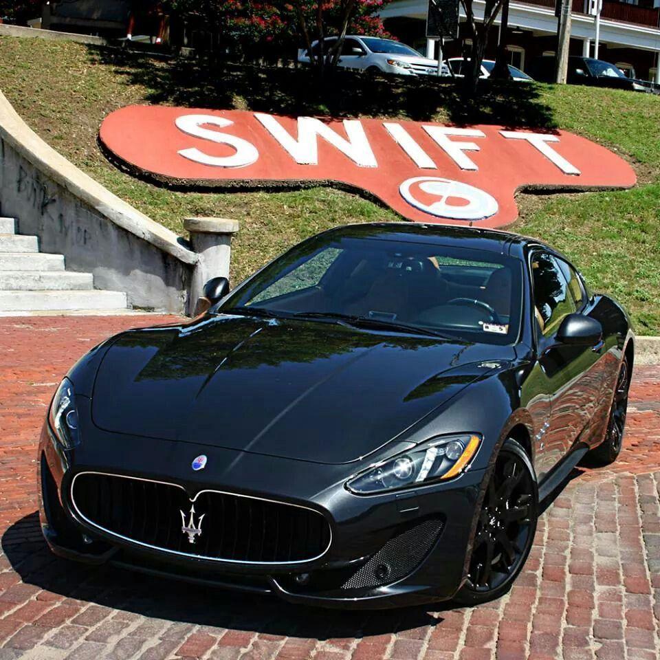Maserati...what you know about that? Maserati