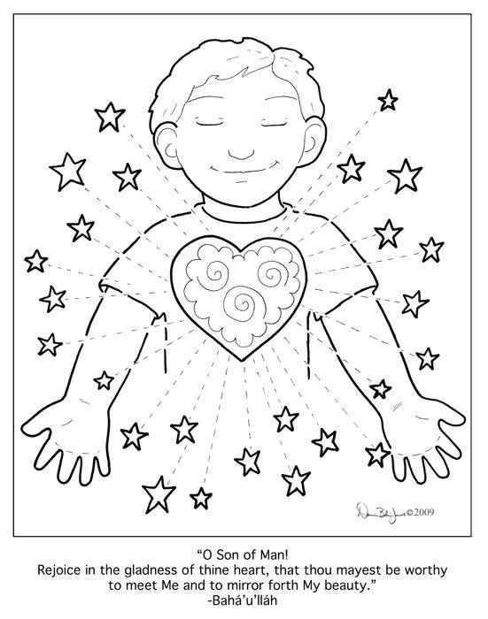 God Is Love Printable Free Kid S Coloring Page 1 John 4 8 Love