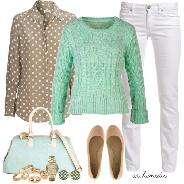 """""""Minty"""" by archimedes16 on Polyvore"""