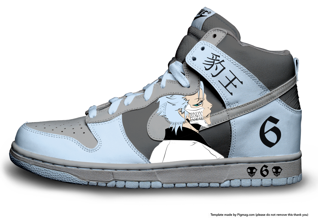 bleach customize nike shoes Sponsors keep our server