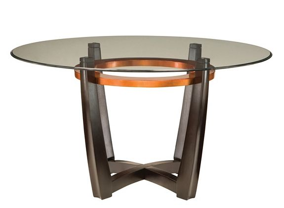 Elation 54 Glass Dining Table