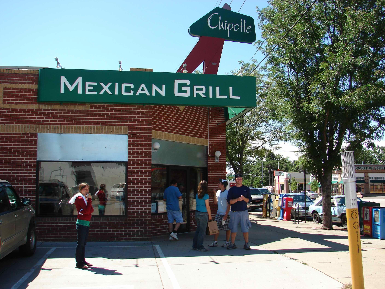 denver colorado the original chipotle restaurant this where it