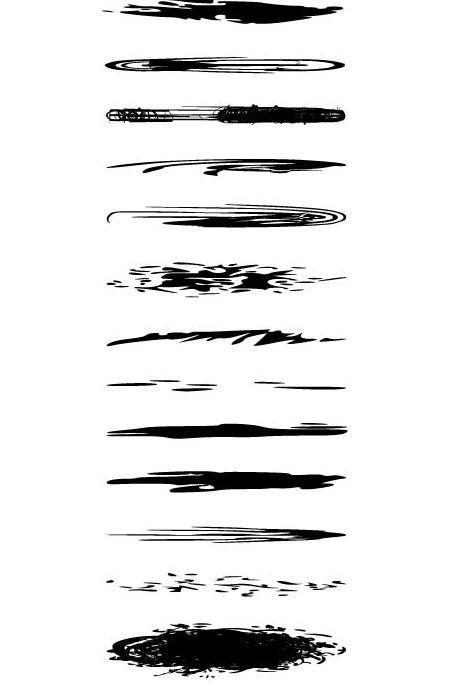 25 Excellent Sets Of Adobe Illustrator Brushes Djdesignerlab