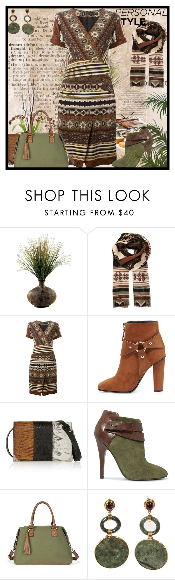 """There's a way to do it better - find it."" by han-pal ❤ liked on Polyvore featuring Etro, Distinctive Designs, Giuseppe Zanotti, Alexander Wang, Nine West, Sole Society, women's clothing, women's fashion, women and female"