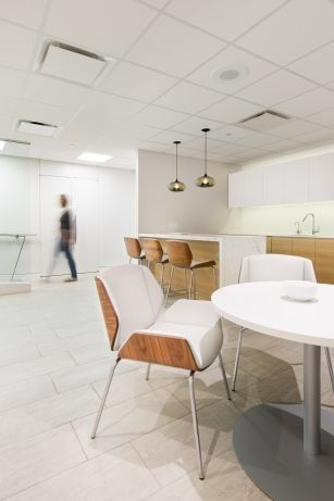 Interior Design Of The Vancouver Office Manulife Financial By Award Winning Firm