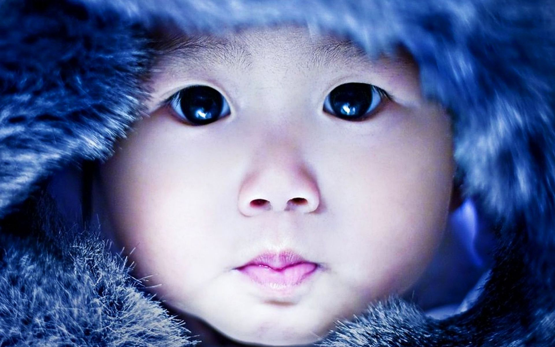 Download Baby Eyes Wallpaper Full Hd Wallpapers Cute Baby