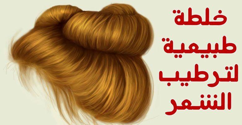 ترطيب الشعر الجاف وصفات مفيدة وفعالة جدا Long Hair Styles Hair Beauty