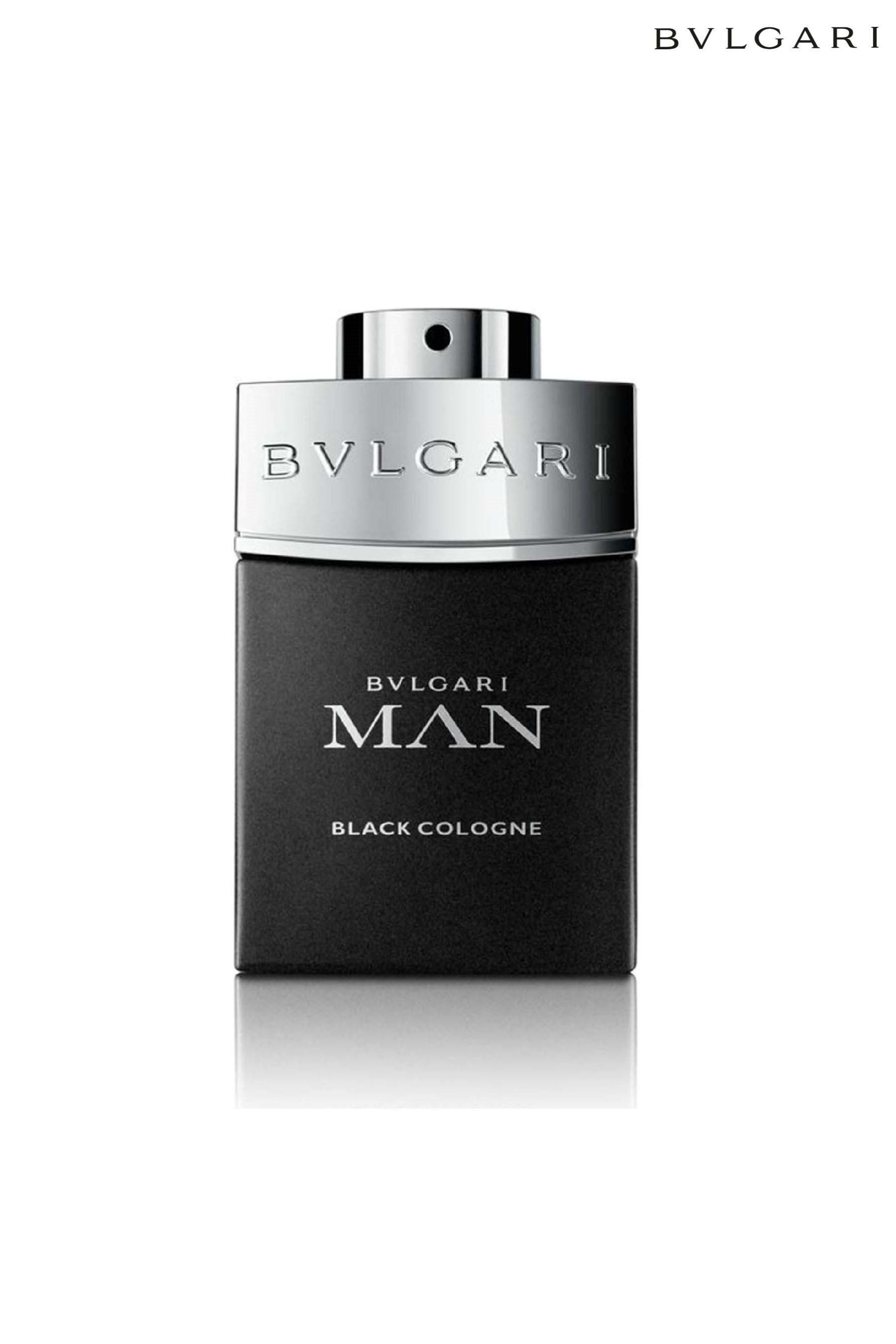 43a9cd1021 Mens Bvlgari Man Black Cologne Eau De Toilette Spray - Nude ...