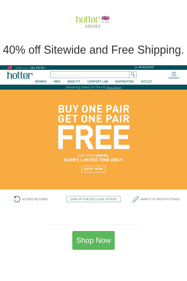 40 Off Sitewide And Free Shipping Shoes Coupon Hot Shoes Shoe Deals