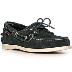 Photo of Sebago Bootsschuh Herren, Velours, blau Sebagosebago