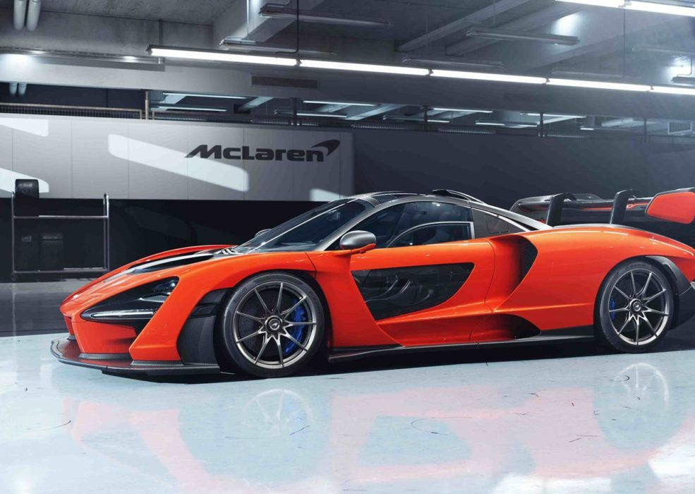 Mclaren Senna 2018 New Car Release Dates Cars Review And Features