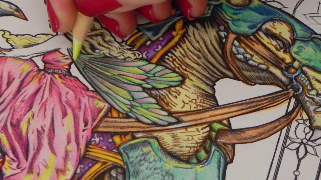 Sam's Tuts CMSB Dragons Crowfairy   Video #5