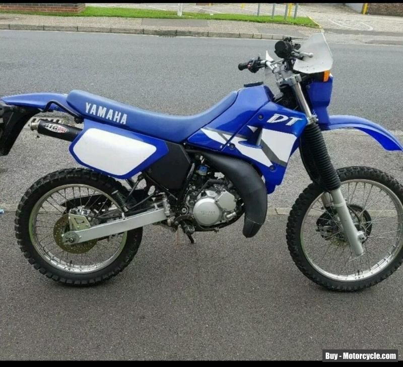 Yamaha Dt 125 R Only 2 500 Miles Yamaha Motorcycle Used