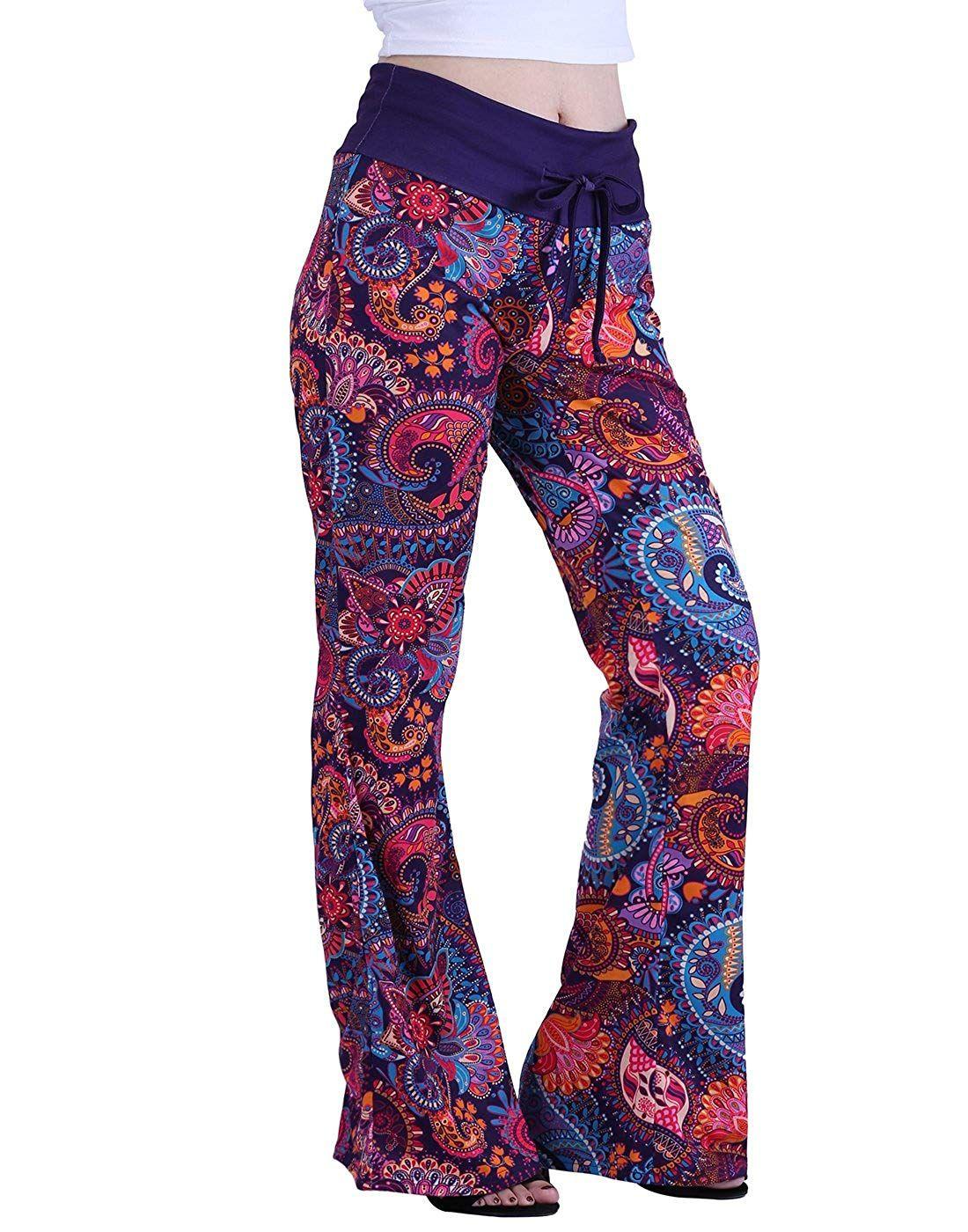 80a7bd7371 Women s Sleep   Loungewear - HDE Womens Cotton Pajama Pants Wide Leg  Sleepwear Casual Loose Lounge