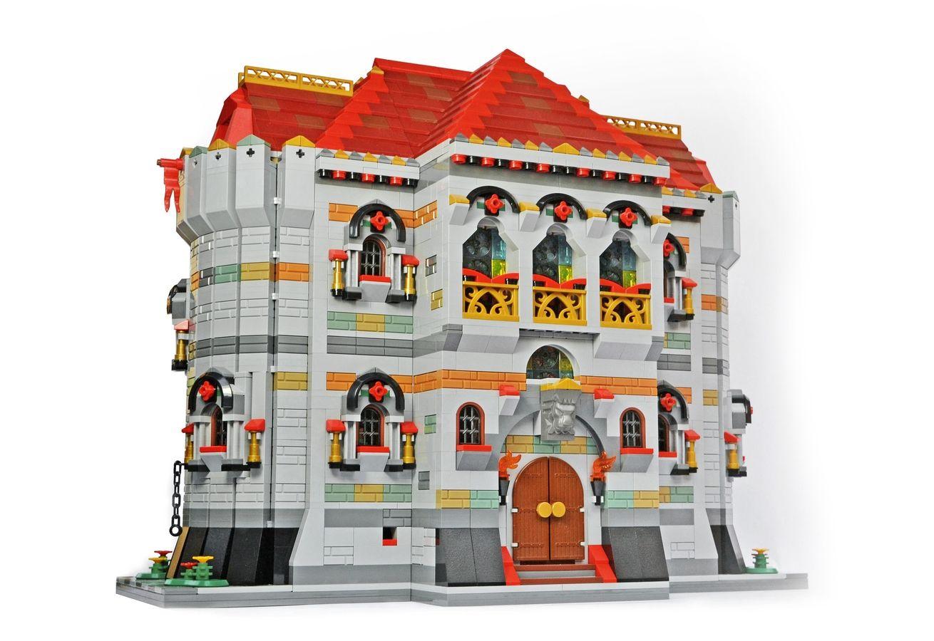 LEGO Ideas   The Magical Castle