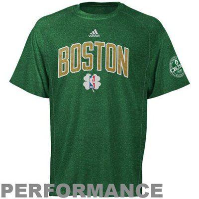 competitive price 91c67 47460 adidas Boston Celtics St. Patrick's Day ClimaLITE ...