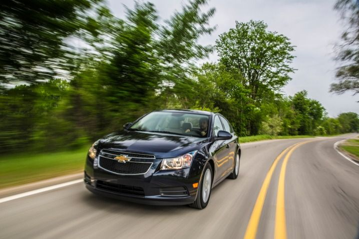 2014 Chevrolet Cruze Diesel First Drive Used Cars Movie