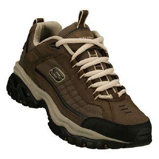 Skechers Downforce Shoes (Brown) - Men's Shoes - 10.5 M