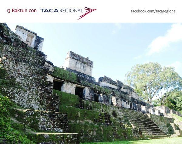 Primeramente para enriquecer mis conocimientos de diferentes culturas me encantaria poder estar en el equinoccio de otoño de 2012 en Tikal y asi contra mi experiencia;) #Guatemala #TACARegional #MundoMaya