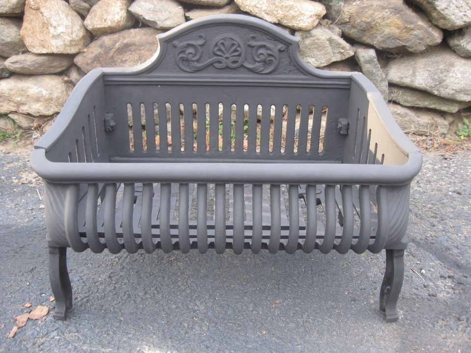 Antique Cast Iron Fireplace Fireplace Grate Antiques