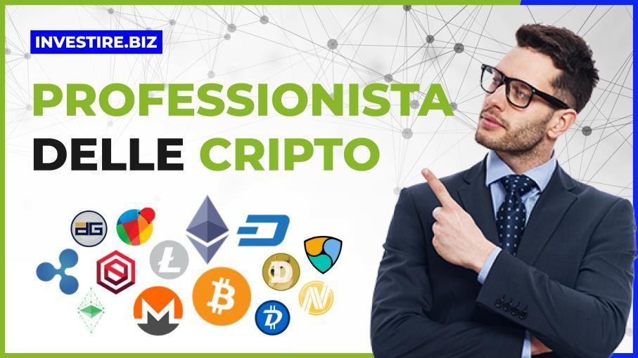 diventare un professionista bitcoin)