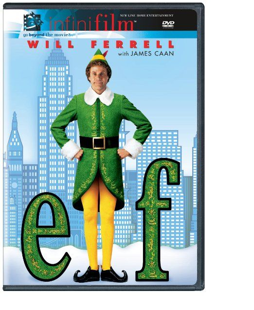 Robot Check Best Christmas Movies Best Holiday Movies Elf Movie