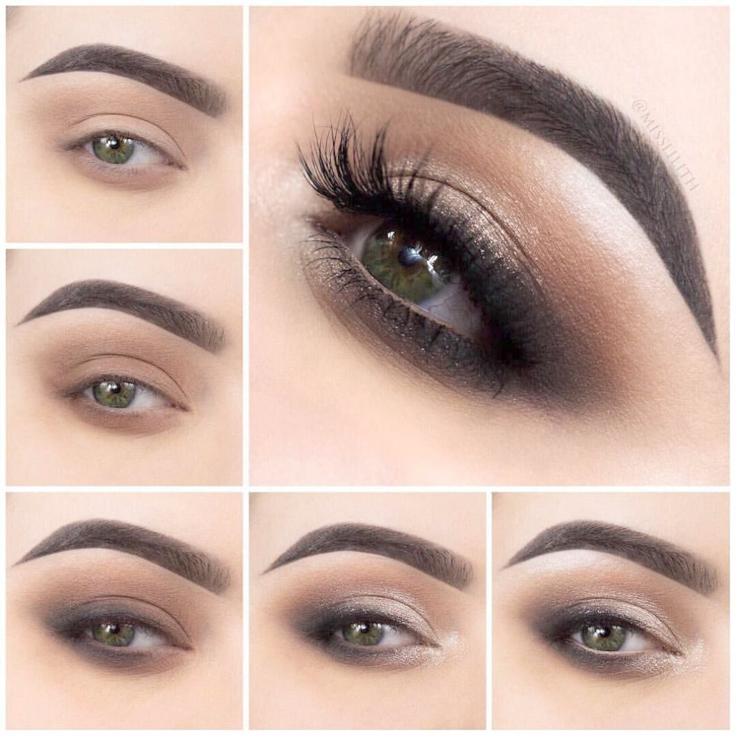Makeup Vanity Target and Smokey Eye Makeup Tutorial For