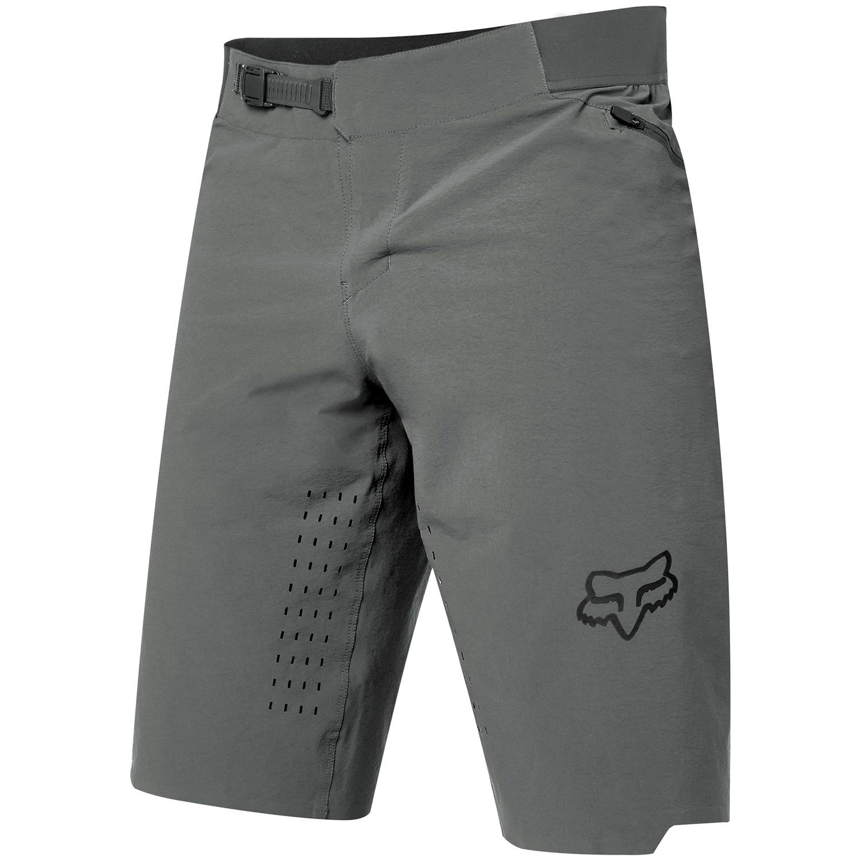 Fox Flexair Shorts 2020 36 In Gray In 2020 Shorts Mountain