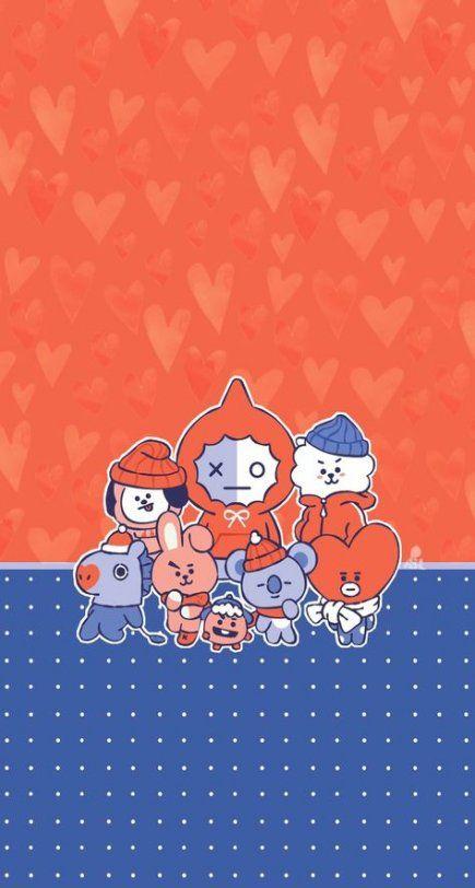 New Cookies Bt21 Christmas 55 Ideas Xmas Wallpaper Bts Wallpaper Kawaii Wallpaper