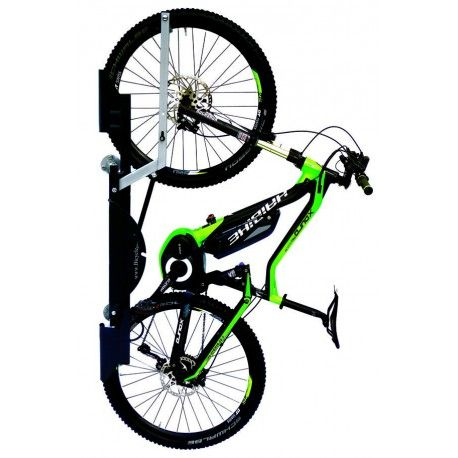 Fahrradlift Bicyclejack Komplett Montiert Fahrrad Wandhalterung