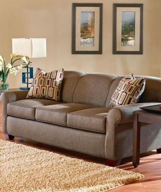 The Mason Sleeper Sofa Has An Attractive Tight Cushion Back Design Traditional Rolled Arms Welt Detailing Box Seat Constr Sleeper Sofa Sofa Traditional Sofa